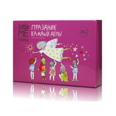 Коллекция Праздник каждый день для девочек ESTEL LITTLE ME (зп з, шам,спр, б губ,б пен)