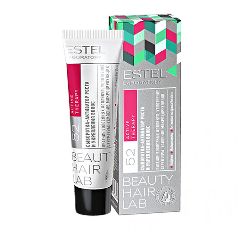 Сыворотка - активатор роста и укрепления волос ESTEL BEAUTY HAIR LAB, 30 мл.